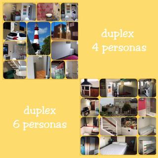 2 Duplex A Estrenar 4 Y 6 Pers.100mts Faro