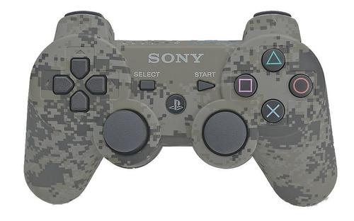 Imagen 1 de 4 de Control joystick inalámbrico Sony PlayStation Dualshock 3 urban camouflage