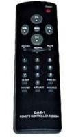 Control Universal Para Televisiones Daewoo Dn8
