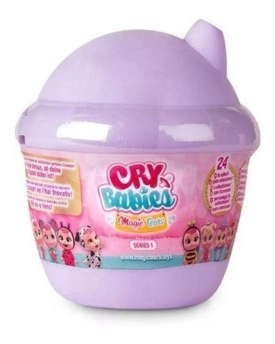 Cry Babies Mini Muñeca Sorpresa Magic Tears Serie 1
