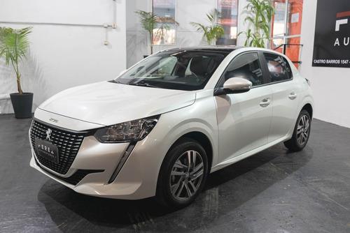 Imagen 1 de 11 de Peugeot 208 Allure 1.6 Nafta 2021 Patentado Color Blanco