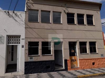 Alugo Sala Comercial No Centro De Mogi Das Cruzes - Sa0047