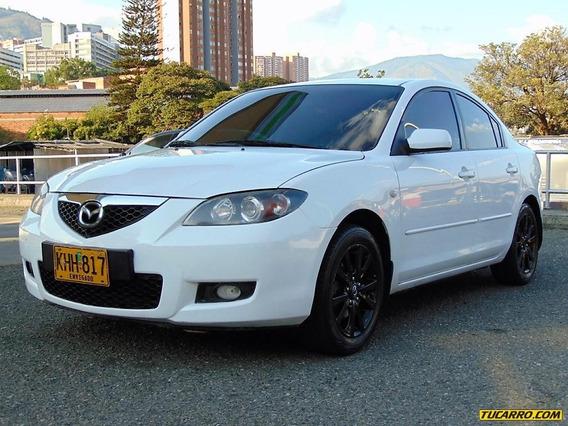 Mazda Mazda 3 1.6 Sedan Mt