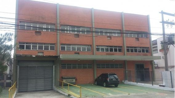 Galpão Em Jurubatuba, São Paulo/sp De 2902m² À Venda Por R$ 9.000.000,00 - Ga136181