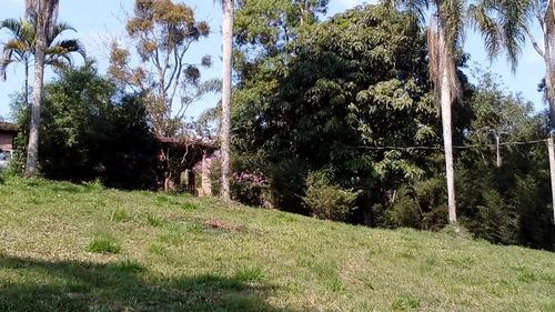 Imagem 1 de 14 de Chácara No Parque Florestal 2.400mts , Próximo Ao Rodoanel