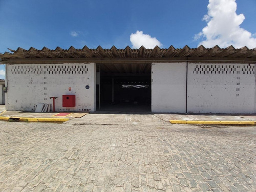 Imagem 1 de 3 de Galpão Para Alugar, 346 M² Por R$ 6.735,00/mês - Afogados - Recife/pe - Ga0017