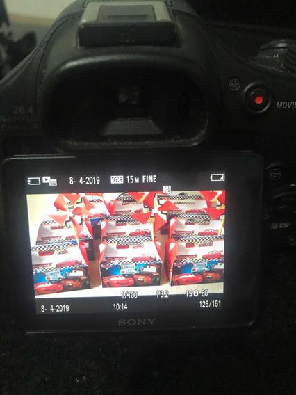 Câmera Semi Profissional Sony Hx400v Gps & Wi-fi