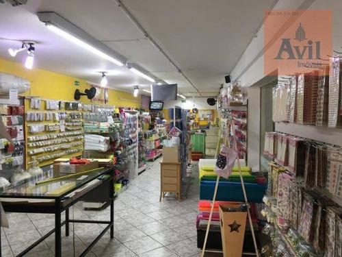 Loja À Venda, 700 M² Por R$ 2.000.000,00 - Chácara Califórnia - São Paulo/sp - Lo0017