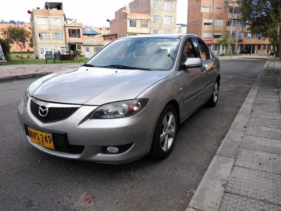 Mazda 3z6 Sedan 1.600 2007 Mecanico