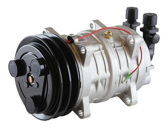 Compressor Mod Seltec Tm16 Qp16 12v 8pk Marca Tcci Que Qualidade Original