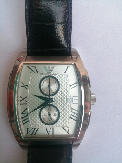 Reloj Emporio Armani Cronografo