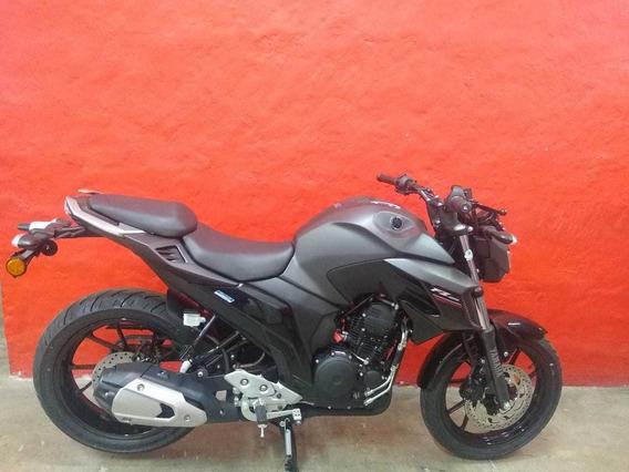 Yamaha Fz25 Negro Mate 2020