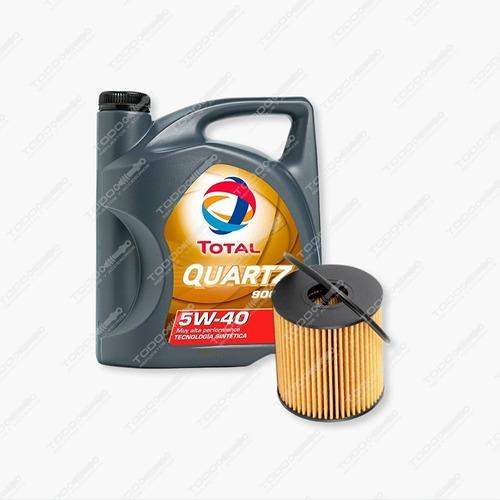 Filtro Aceite + Aceite Peugeot Partner 1.6 Nafta Original