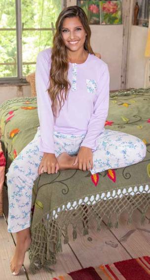 Pijama Mujer Invierno Talles Especiales Varios Modelos
