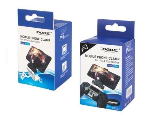Abrazadera Para Teléfono Móvil Soporte De Clip Para  Ps4