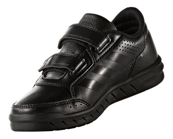 Tênis adidas Infantil Altasport Black Ba9526 Original