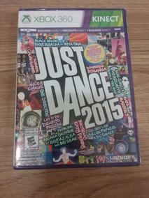 Just Dance 2015 - Xbox 360 - Novo Lacrado Original Inglês