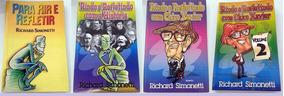 Lote Livros Espíritas - 4 Livros Richard Simonetti