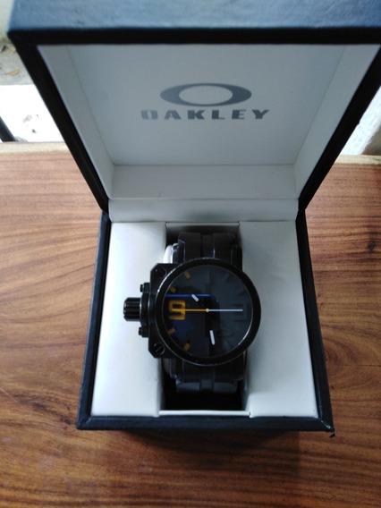 Reloj Oakley Gearbox En Caja