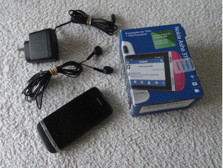 Nokia Asha 311 En Caja Con Todos Los Accesorios