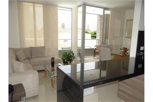 Apartamento En Venta Villa Santos #4898270