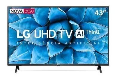 Smart Tv 43'' LG 43un7300 Ultra Hd 4k 3 Hdmi 2 Usb Wi-fi