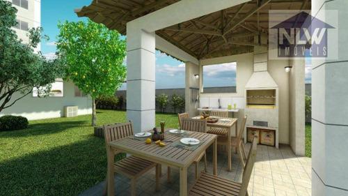 Apartamento Com 2 Dormitórios À Venda, 38 M² Por R$ 170.000,00 - Jardim Santa Terezinha - São Paulo/sp - Ap2310