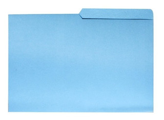 Carpeta Con Oreja A4 Celeste Recic. Panchrome