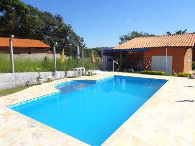 Chácara Com 3 Dormitórios À Venda, 500 M² Por R$ 288.000 - Estância Climatérica São José - Jarinu/sp - Ch0895