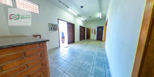 Imagem 1 de 8 de Loja/salão Em Vila Alves - Franco Da Rocha - 4016