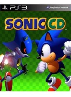 Sonic Cd Ps3