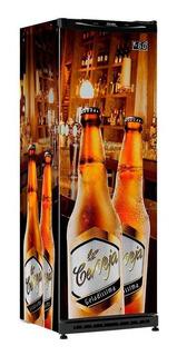 Cervejeira Esmaltec 320 Litros Frost Free Cv300r