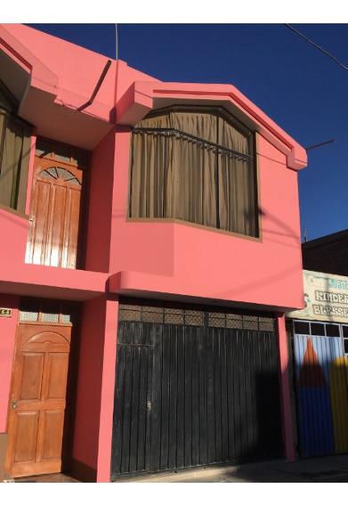 Casa-departamento En Cerro Colorado 700 Soles