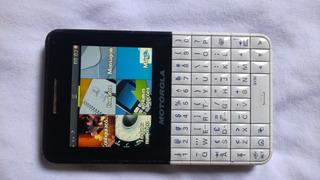 Celular Motorola Usado + Bateria + Tampa Traseira Grátis