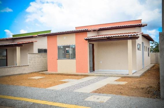 Casa Em Nova Esperança, Parnamirim/rn De 0m² 3 Quartos À Venda Por R$ 170.000,00 - Ca264991