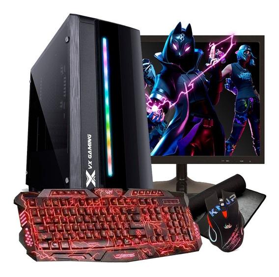 Pc Gamer Completo Athlon 200ge / 8gb / 1tb / Radeon Promoção