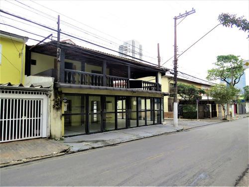 Imagem 1 de 22 de Casa Comercial - Venda - Chacara Santo Antonio - Reo448437