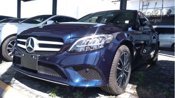 Mercedes-benz Clase C 2.0 200 Cgi Exclusive At 2020