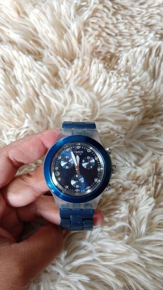 Relógio Swatch Azul Marinho