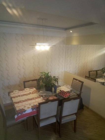 Apartamento Com 4 Dormitórios À Venda, 105 M² Por R$ 614.800 - Jardim Tupanci - Barueri/sp - Ap0459