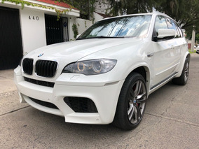 Bmw X5 M X5 M 555 Hp At 4.4 Biturbo Piel Dvd Clima 3 Zonas