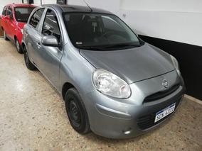 Nissan March 1.6 2012. Enttrega U$d 3500 Y Saldo 48 Cuotas