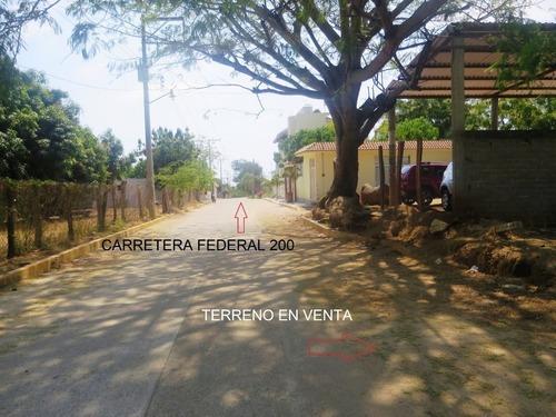 Terreno En Venta En Puerto Escondido, Oaxaca