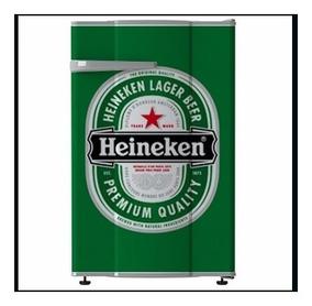 Adesivo Frigobar Envelopamento Porta Cervejas