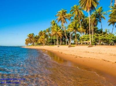 Condomínio Piscinas Naturais Em Praia Do Forte Com 544m² - Acesso Exclusivo A Praia - Te00010m