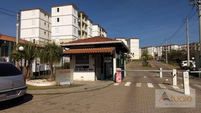 Apartamento Com 2 Dormitórios Para Alugar, 54 M² - Parque Da Amizade (nova Veneza) - Sumaré/sp - Ap6532