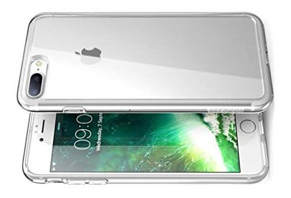 Funda Protectora iPhone 7+ 8+ 8 Plus Transparente Halo Clear
