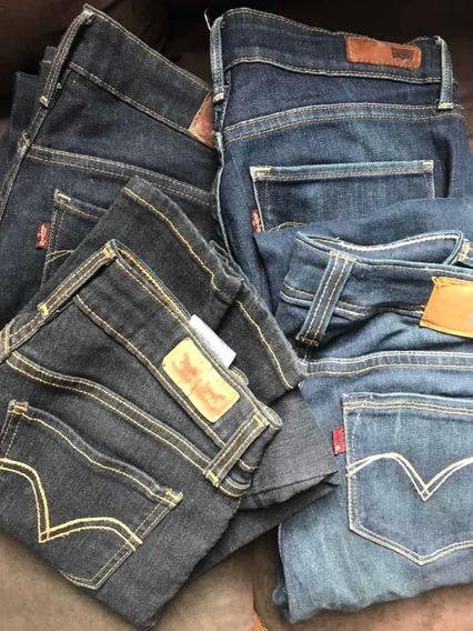 Calças Jeans - Levis