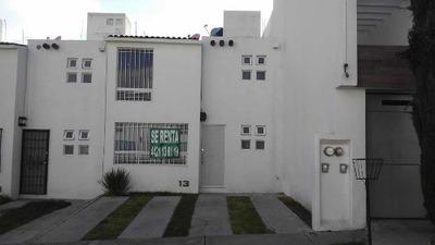 Rento Casa En Misión Mariana Corregidora