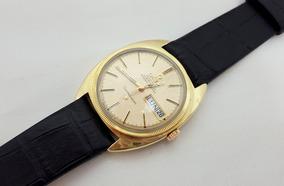 Relógio Omega Constellation Automático Aço E Ouro 18k